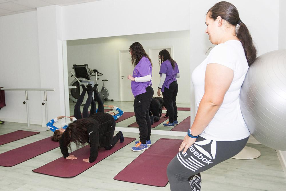 Fisioterapueta especialista en suelo pélvico en Coruña - Postparto y rehabilitación